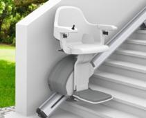 Levant Outdoor - Treppenlift für außen