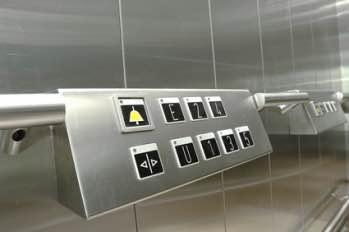 Behindertengerechter Aufzug