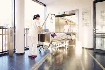 Krankenhaus Aufzug / Bettenaufzug